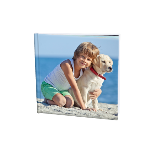 Hard Cover Photo Books - 20x20cm