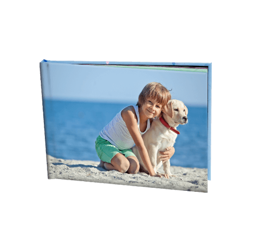 Hard Cover Photo Books - 13x18cm