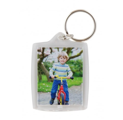 Photo Keyrings