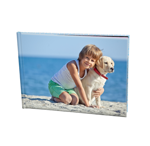 Hard Cover Photo Books 8 x 11